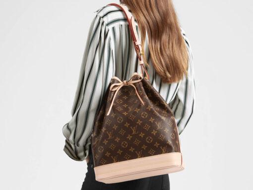 Handbag History: The Louis Vuitton Noé