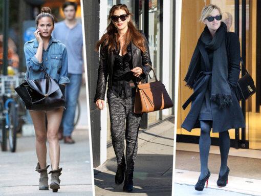 Throwback Thursday: Celebs and Their Celine Bags