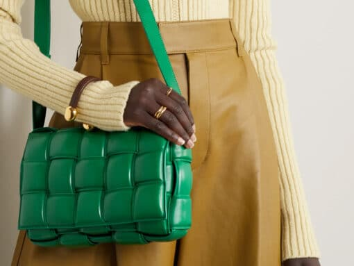 Go for the Green Trend With One of These Bright Bags