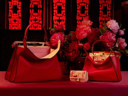 Fendi Celebrates the Year of the Ox With Exclusive Capsule Collection