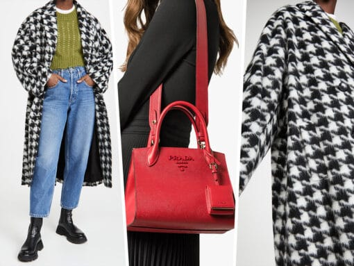 The Best Winter Coat and Bag Pairs
