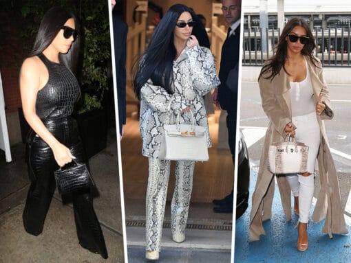 The Many Bags of Kim Kardashian,  Part 2