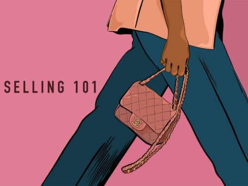 Thinking of Selling Your Handbags? I've Got Some Tips!