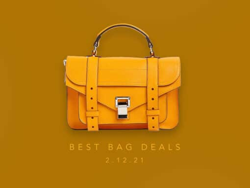 The 12 Best Bag Deals for the Weekend of February 12