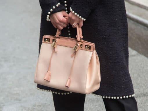 Mind Your Manners: A Quick Lesson in Handbag Etiquette