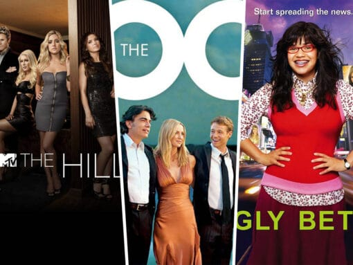 The Best TV Shows for Bags and Fashion: Throwback Edition