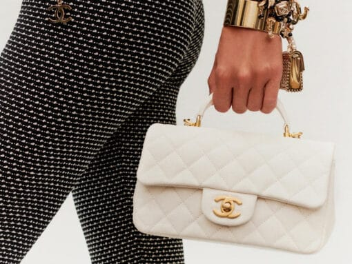 We've Got Pics + Prices of Chanel's Standout Bags for Spring 2021