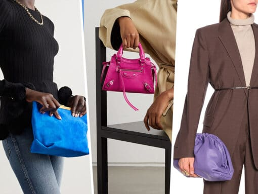 Spring Ahead With One of the Season's Biggest Trends: COLOR