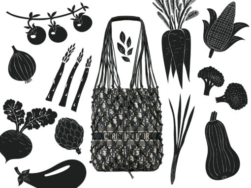 You'll Be Best Dressed at the Farmer's Market With One of These Trendy Totes