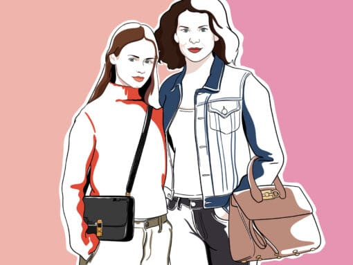 Here's What Bags Your Favorite Gilmore Girls Characters Would Carry in 2021
