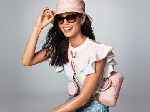 Your First Look at Louis Vuitton's Stunning Summer Capsule