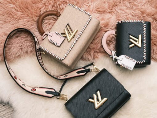 These New Louis Vuitton Twist Bags Are Versatile and Eye-Catching