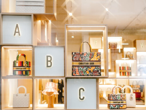 An Exclusive Look at Dior's Cool ABCDior NYC Pop-Up