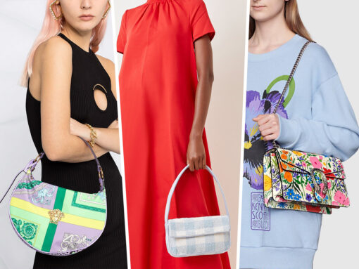 This Spring It's All About Bags With Color and Character