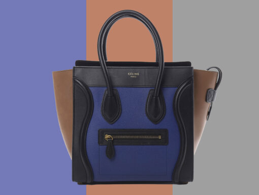 Are You Over Color-Blocked Bags?