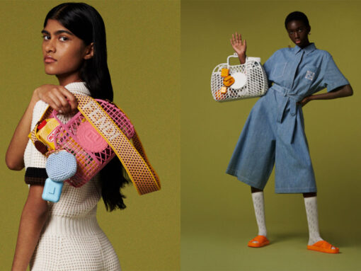 Summer Style Meets Sustainability With the Fendi Basket Bag