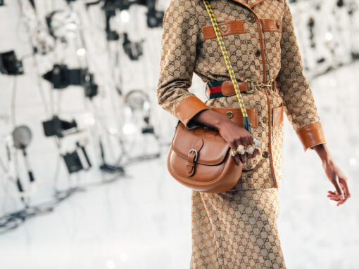 Gucci Celebrates 100 Years with Gucci Aria
