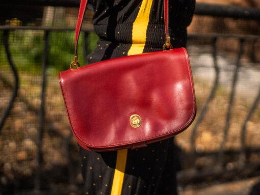 Norah Salazar and Her '70s Vintage Gucci Bag