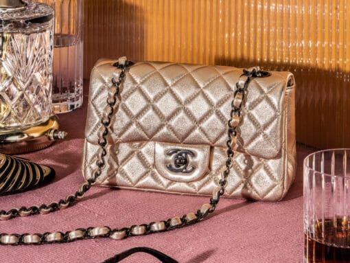 The Chanel Iconic Handbags of Spring/Summer 2021