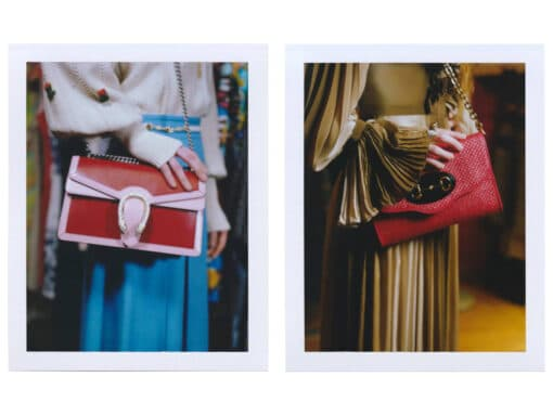 Gucci Reimagines Its Beloved Icons for Its Ouverture Of Something That Never Ended Collection
