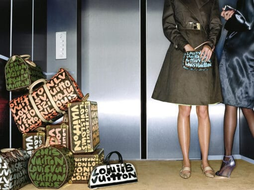 Louis Vuitton's Stephen Sprouse Collaboration is Officially Vintage