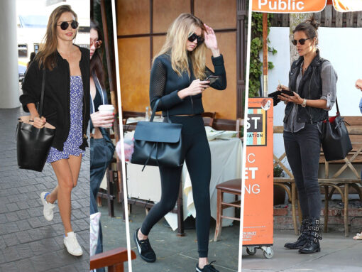 Throwback Thursday: Celebs and Their Mansur Gavriel Bags