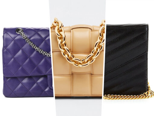 The Chicest Link: Our Guide to Picking the Perfect Chain Strap
