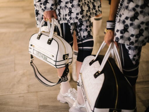 Dior's Cruise 2022 Collection Focuses on Rethinking the Purpose of Fashion