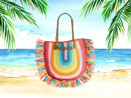 Our Favorite Beach Bags for Summer 2021