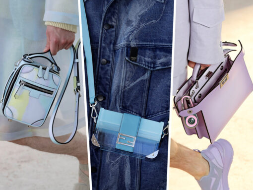 The Many Bags of the Fendi Men's Spring 2022 Show