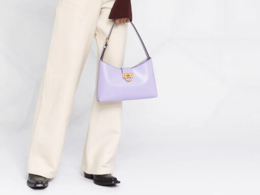 This Simple, Sleek Silhouette Has Me Giving Ferragamo a Second Look