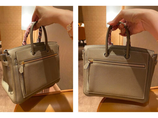 Spotted: The Backpocket Is the Latest Bag Accessory From Hermès