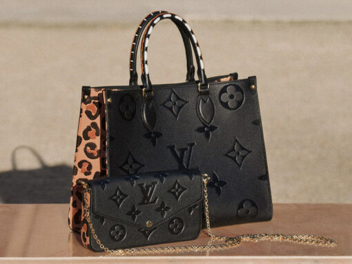 Introducing the Louis Vuitton Wild at Heart Collection