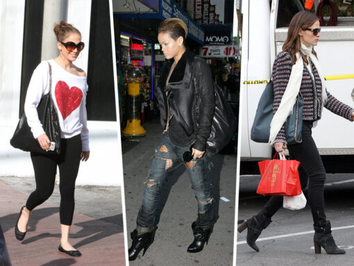 Throwback Thursday: Celebs and Their Stella McCartney Falabella Bags