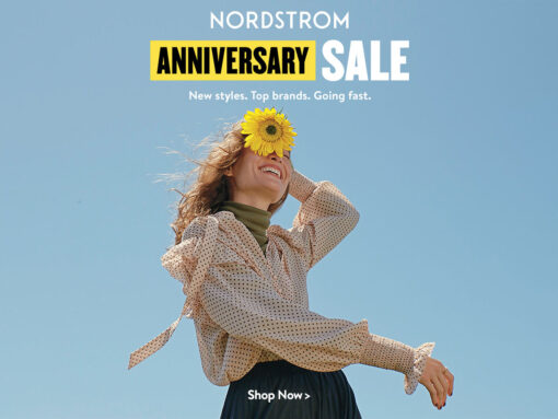 Nordstrom Anniversary Sale Is Now Open to Icons
