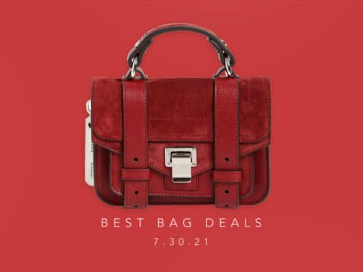 The 12 Best Bag Deals for the Weekend of July 30