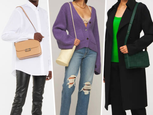 Our Favorite Bags With Leather Straps
