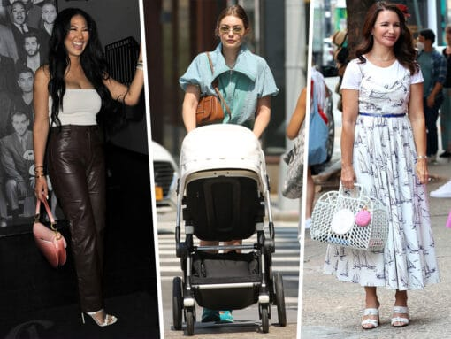 Celebs Sizzle This Summer With Bags From Prada, Dior and More