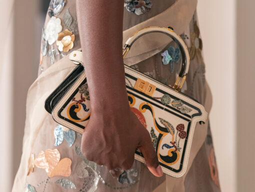 Fendi's Fall 2021 Couture Bags Are a Stunning Dream