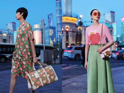 A Look at the Gucci Les Pommes Collection