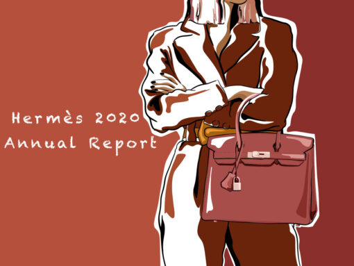 From the Mailbox: Highlights from the Hermès 2020 Annual Report