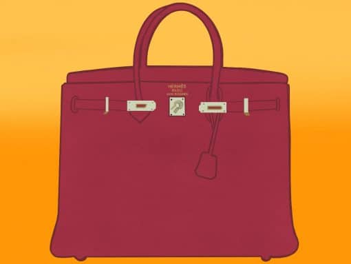 How I Saved and Purchased My Holy Grail Bag, the Hermès Birkin!