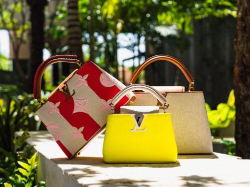 Louis Vuitton Capucines New for 2021