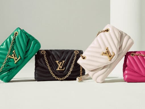 Louis Vuitton's New Wave Chain Bag Gets a Makeover