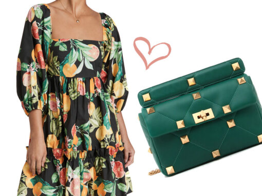 Perfect Pairs: Summer Dresses and Handbags