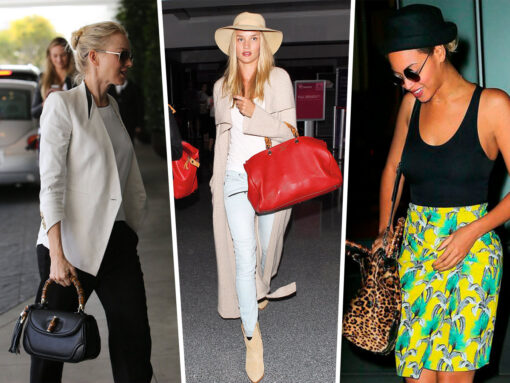 Throwback Thursday: Celebs and Their Gucci Bamboo Bags