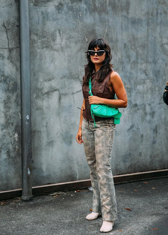 Balenciaga Moto Bag