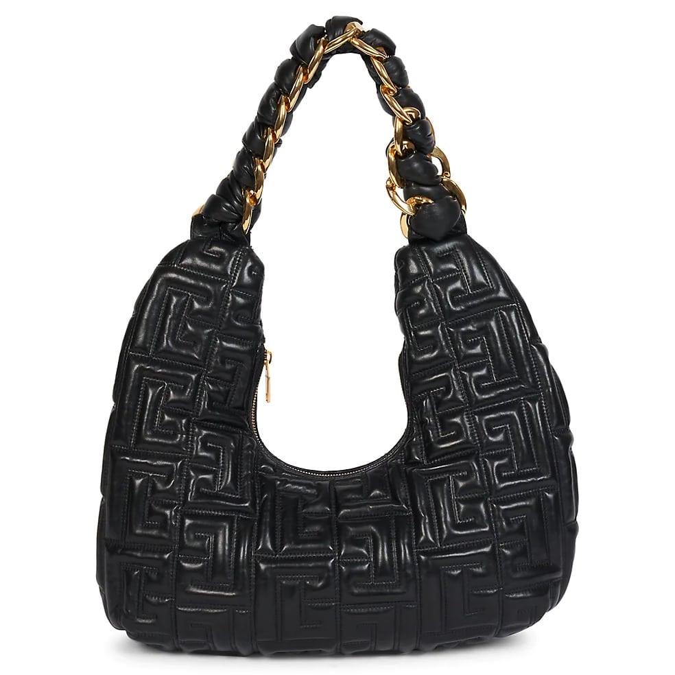 Balmain Chain Pillow Bag