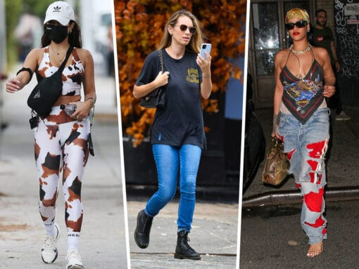 Celebs Wow Us With Vintage Picks From Chanel and Dior