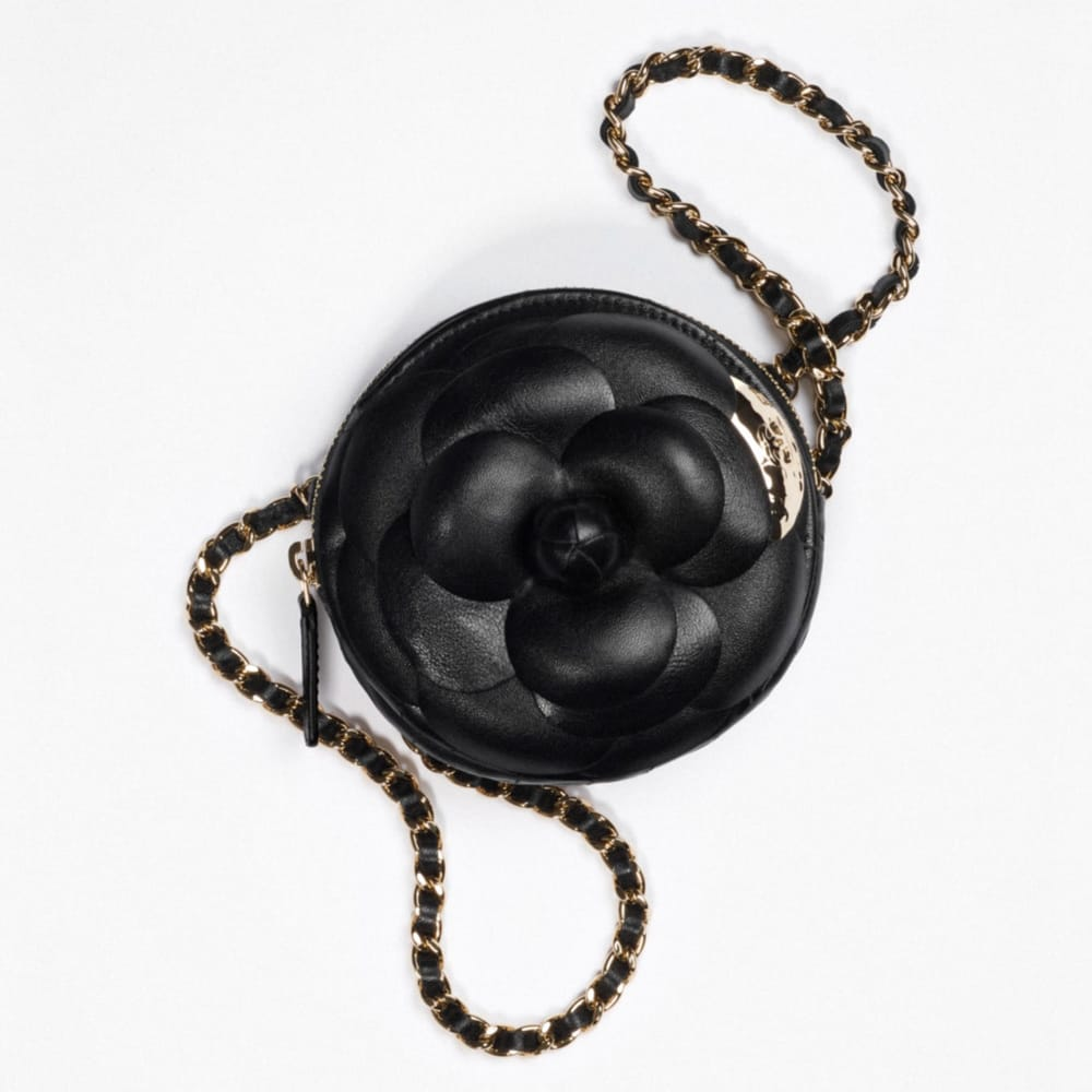 Chanel Chain Clutch